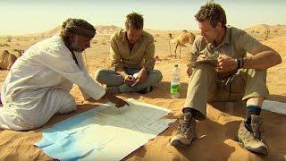 Surviving Without Water - Ben &amp James Versus The Arabian Desert - BBC