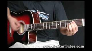 Paramore - Fences, by www.GuitarTutee.com