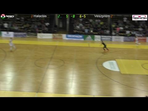 Swietelsky-Haladás-Futsal Club Veszprém