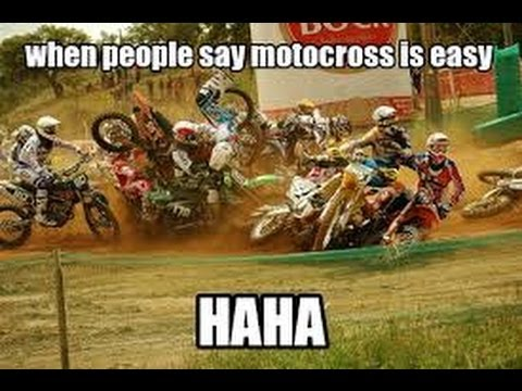 Motocross Crash Compilation 2013 Gopro Hero 2 Youtube