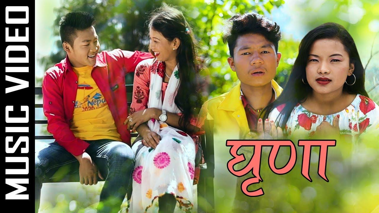 घृणा | GHRINA | New Nepali Nepali Lok Dohori Song 2077 | Ft. Samis Sandhya