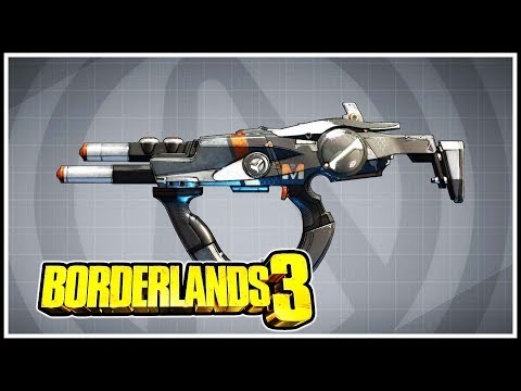 Westergun Borderlands 3 Legendary Showcase