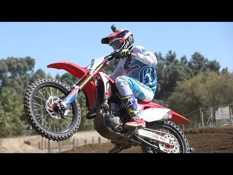 Cole Seely 2017 TransWorld Motocross video