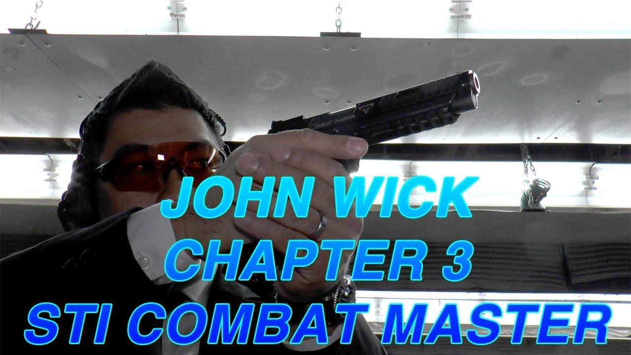 JW3 STI Combat Master (John Wick 3 Pistol!)