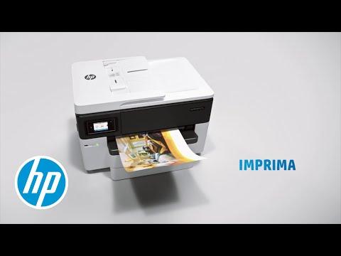 El mejor equipo de oficina multifunción HP Officejet Pro 7740