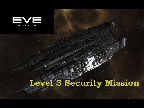 EVE Online Gameplay | Rogue Drone Harassment Level 3 Security