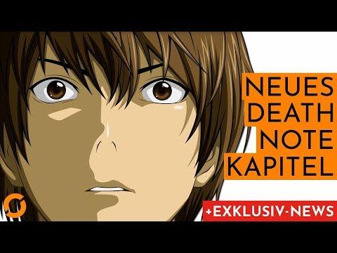 Death Note-Fortsetzung│2 Neue Violet Evergarden-Anime│Naruto-News -- Anime News 170