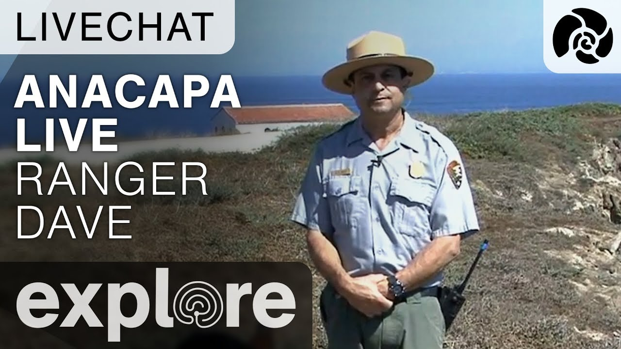 Ranger Dave Interactive Evening Chat - Anacapa Island - Live Chat 10.04.17