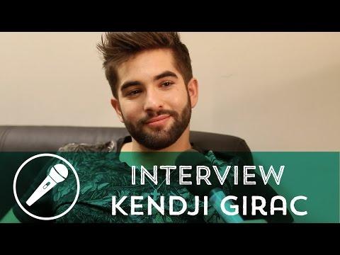 Kendji Girac nous parle de son parcours et de son succès-éclair en interview
