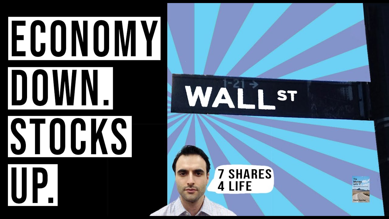 Global Economic Collapse as Tech Stocks Skyrocket? Gary Shilling Sees 1930s Level DROP!