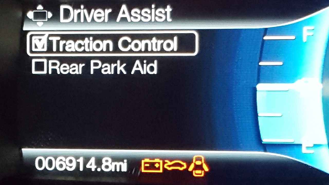 How to disable rear parking aid using forscan