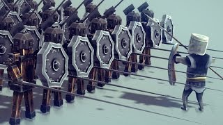 FEAR MY ARMY - Besiege Alpha Sandbox