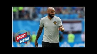 Aston Villa next manager: Thierry Henry 'AGREES' to replace Steve Bruce