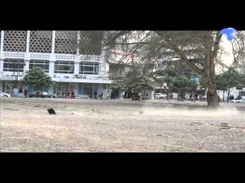 IN PICTURES: Nairobi bomb scare