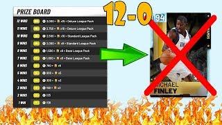 FINIAMO LA PRIMA SERIE! 12-0 IMPOSSIBILE?? - NBA2K19 My Team Unlimeted - [ITA PS4]