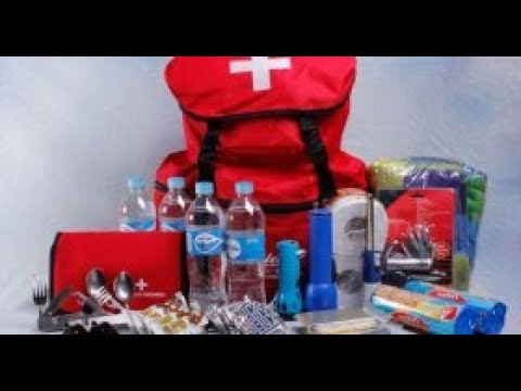 Com hacer una mochila de emergencia y que debe tener for Como colocar una mochila de inodoro