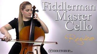 Fiddlerman Master Cello from Fiddlershop