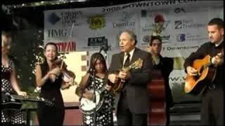 """""""Roll on Buddy""""- ETSU Bluegrass Band- Raymond McClain"""