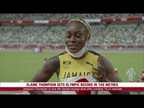 Download Tokyo Prime (Morning Session), JAMAICA STUNNING 1, 2, 3 IN WOMEN'S 100 METRES FINAL! | SportsMax TV