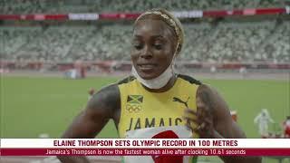 Tokyo Prime (Morning Session), JAMAICA STUNNING 1, 2, 3 IN WOMEN'S 100 METRES FINAL!   SportsMax TV