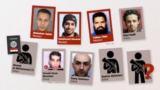 Attentats de Paris : Retrouvez les derniers détails sur l'enquête des attaques terroristes