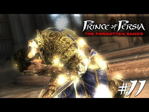 The Throne Room - Boss Fight Prince of Persia: The Forgotten Sands Playthrough Part 11