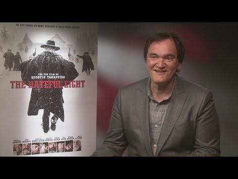 Quentin Tarantino on casting The Hateful Eight