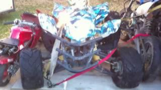 $200 Buys 5 ATVs