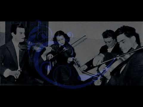 Quartetto italiano in recital (live, Berlin 1977), Mozart, Beethoven, Stravinsky, Schumann