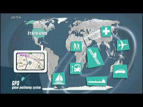 Les systèmes de navigation par satellite- Du GPS à Galiléo