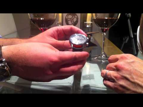 Talking Hands on the Bremont MBII