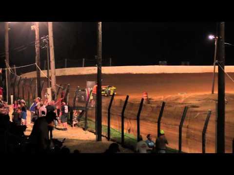 7 12 14 AMS B main #2 Western Kentucky Speedway