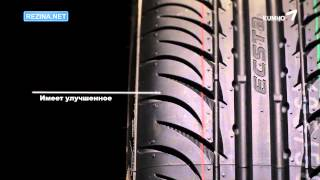 Обзор шины KUMHO Ecsta SPT KU31