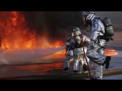 Hard Corps Jobs | Aircraft Rescue and Firefighting