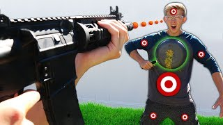 Block the Bullet Challenge!! (MYSTERY SHOOTOUT)
