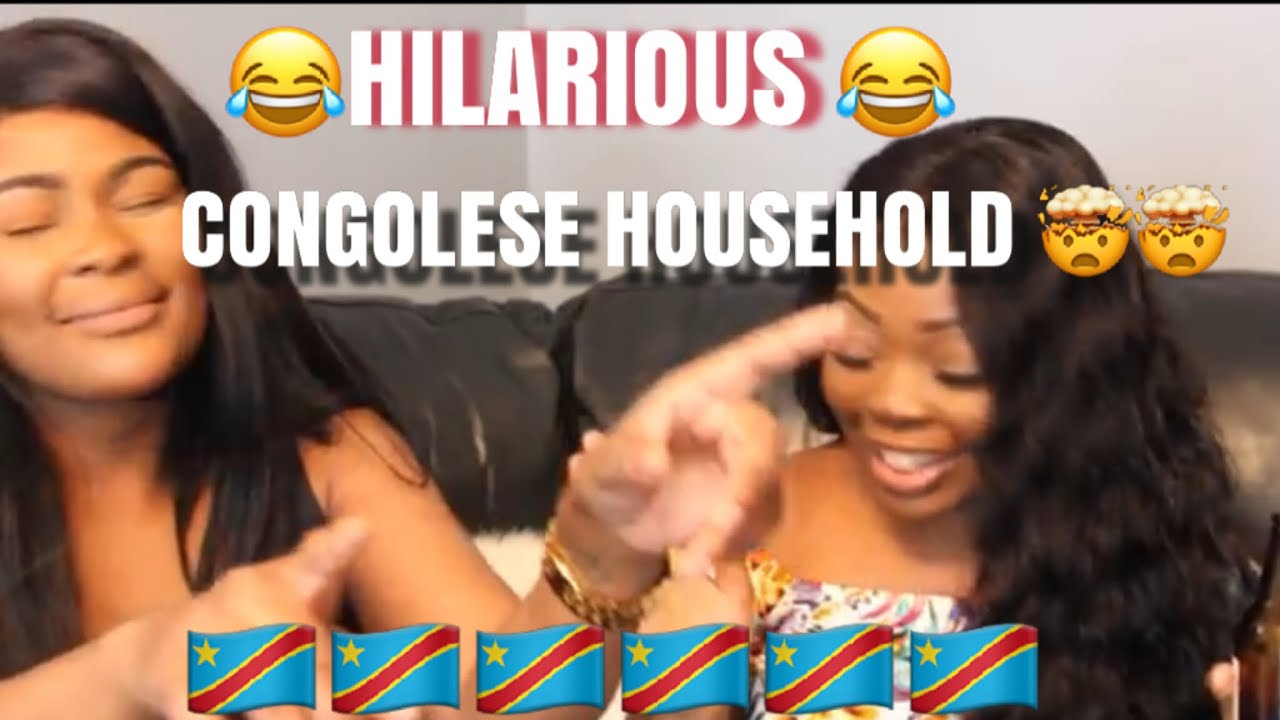 HILARIOUS GROWING UP IN A CONGOLESE  HOUSEHOLD feat nikky love