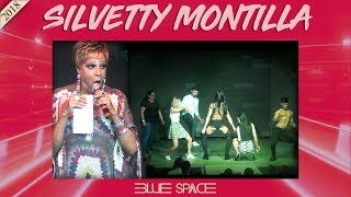 Blue Space Oficial - Silvetty Montilla  - 22.09.18