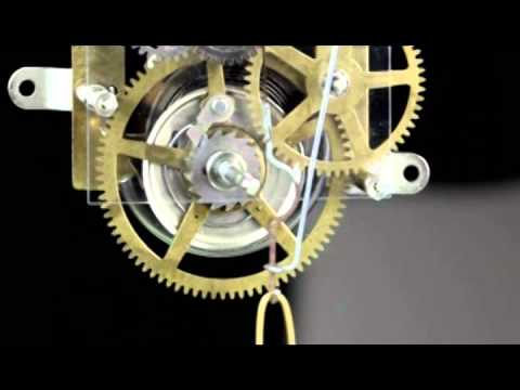 Chapter 1 - How a Clock Works