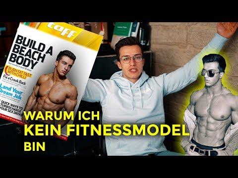 Warum ich kein Fitnessmodel geworden bin | Tim Gabel