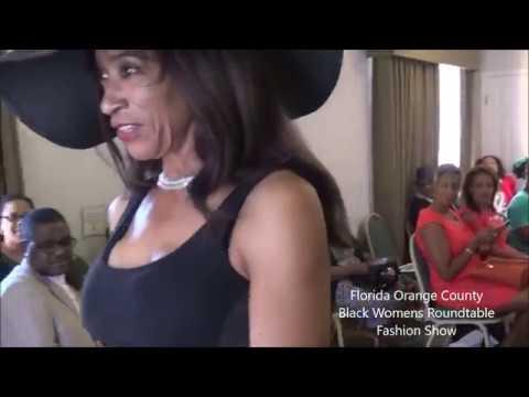 FLORIDA ORANGE COUNTY BWR Fashion Show