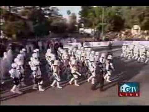 501st Legion Rose Parade
