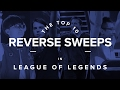 The Top 10 Reverse Sweeps in League of Legends History
