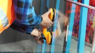 Montaż drzwi ppoż. ALUFIRE - przeciwpożarowa stolarka aluminiowa - drzwi przeciwpożarowe