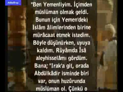 Bediüzzaman-Abdulkadir Geylani Hazretleri