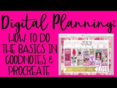 Digital Planning: A Quickstart Guide for the iPad | Nap Time