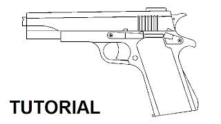 Tutorial - Blowback Rubber Band Gun