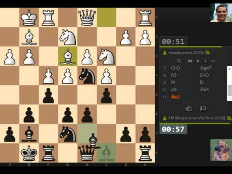 Berserk! #005 : Hourly Bullet Chess Tournament - 6th May 2015 at lichess.org