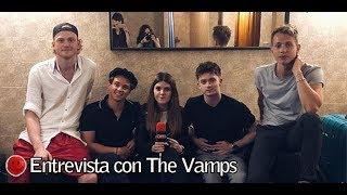 the vamps nos habla de su nueva música el arenal sound y españa