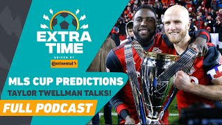 MLS Legend Taylor Twellman Previews MLS Cup! Plus What is Jozy Altidore's Next Move? | FULL PODCAST