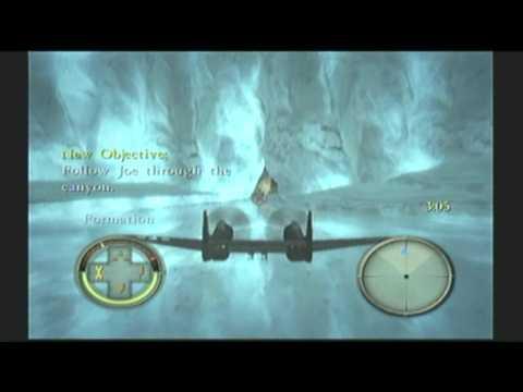 Wii Blazing Angels Top Secret Glitch